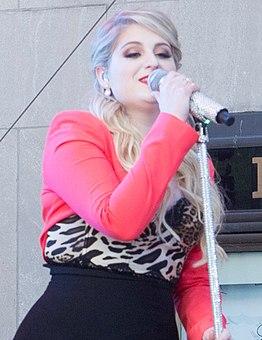 Meghan Trainor American singer-songwriter