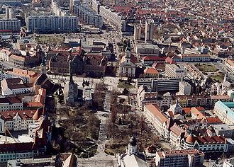 Bács-Kiskun County -  Aerial photography: Kecskemét – Hungary
