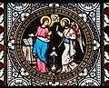 Mehrerau Collegiumskapelle Fenster R01b Verkündigung.jpg