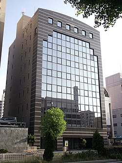 Meitetsu Unyu Headquarter Office 20140728-01.JPG