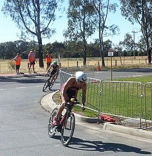 Melanie McQuaid triathlete