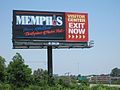 Memphis Visitor Center billboard 2010.jpg
