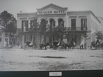 Menger Hotel - Menger Hotel (1865)