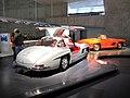 Mercedes-Benz 300SL Gullwing and Cabrio - Flickr - skinnylawyer.jpg