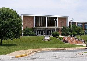 Mercy High School (Baltimore, Maryland) - Image: Mercy High School