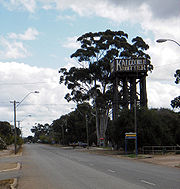 Merredin tower SMC
