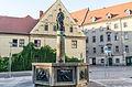 Merseburg, Burgstraße, Jahreszeitenbrunnen-20150702-002.jpg