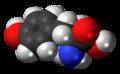 Metirosine molecule spacefill.png