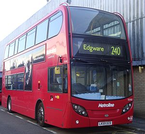 Metroline route 240 to Edgware (cropped).jpg