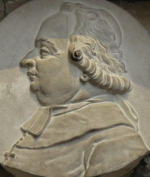 Jean Marie du Lau - Image: Mgr Du Lau par Carli