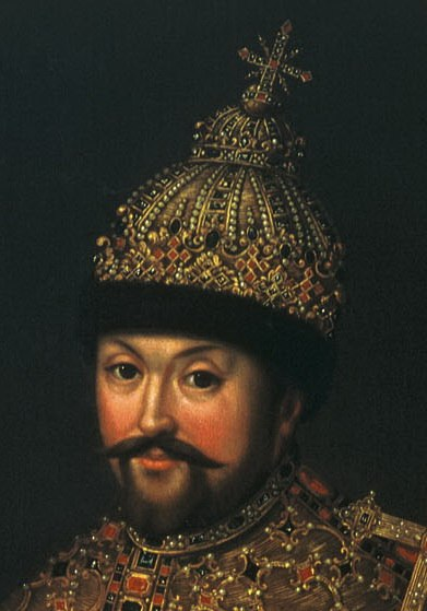 Michael-I-Romanov-Wedekind - detail
