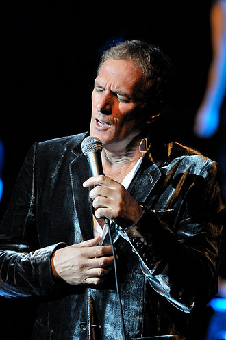 Michael Bolton - Bolton in Barcelona, Spain, January 2010