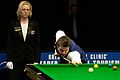 Michael Holt and Maike Kesseler at Snooker German Masters (DerHexer) 2015-02-04 02.jpg