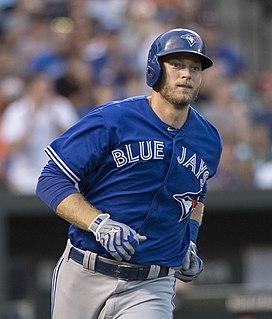 Michael Saunders Canadian baseball player