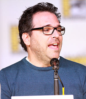 Michael Seitzman - Seitzman at the 2013 San Diego Comic Con International.