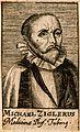 Michael Ziegler. Line engraving, 1688. Wellcome V0006421.jpg