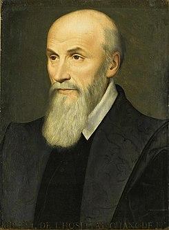 Michel de lHôpital French statesman