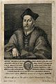 Michele Mercati. Line engraving by G. Vascellini after G. So Wellcome V0003976.jpg