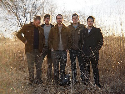 Picture of a band or musician: Midlake
