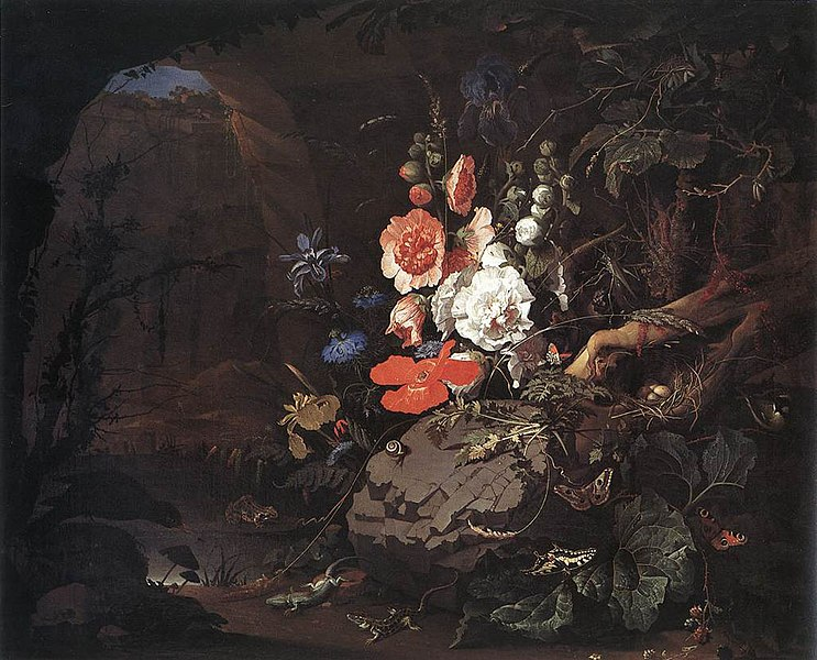 File:Mignon, Abraham - The Nature as a Symbol of Vanitas - 1665-1679.jpg