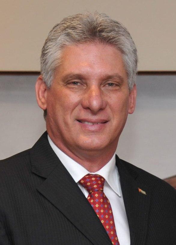 Miguel Díaz-Canel (cropped)