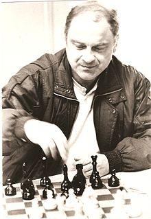 Mikhail Umansky Russian chess player