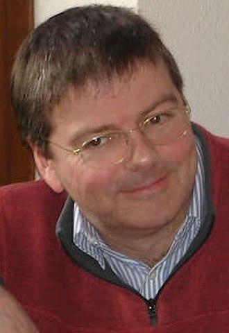 Michael Cates - Professor Cates in 2012