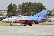 Mikoyan-Gurevich MiG-21UM, Czech Republic - Air Force AN0738496.jpg