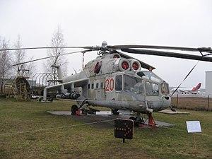 Mil Mi-24 - Mil Mi-24A