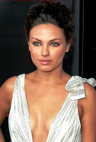 Mila Kunis - Kunis at the Max Payne premiere in 2008