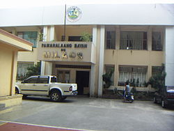 Milaor municipal hall