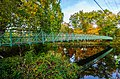 Milford, New Hampshire, USA, Suspension Bridge.jpg