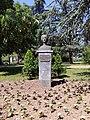 Milica Stojadinović-Srpkinja Memorial Bust in Požarevac.jpg