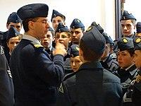 Military Cadets at Royal BC Museum - Victoria - BC - Canada (16850182465) (2).jpg