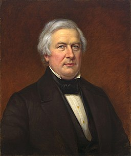Millard Fillmore by James Reid Lambdin (National Portrait Gallery)
