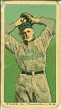 Miller, San Francisco Team, baseball card portrait LCCN2008677338.tif