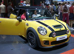 Mini Cooper S John Cooper Works-Kit