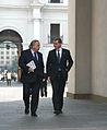 Ministro Secretario General de Gobierno,Andrés Chadwick y Ministro de Educación,Felipe Bulnes.jpg