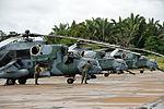Ministro da Defesa, Jaques Wagner, visita a Base Aérea de Porto Velho - RO (16295864834).jpg
