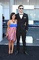 Miranda Tapsell & Ryan Corr 2013.jpg