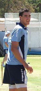 Mitchell Starc Australian cricketer