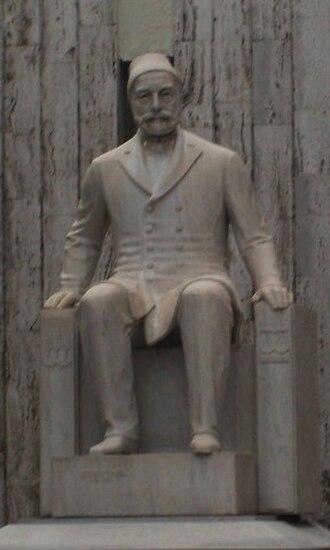 Midhat Pasha - Image: Mithat Paşa Anıtı