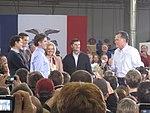 Mitt Romney caucus eve in Clive 006 (6625494197).jpg