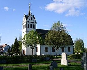 Mockfjärd - Mockfjärd church