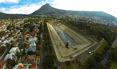 How to get to Molteno Reservoir with public transport- About the place