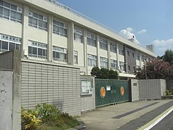 Momoyama Elementary School Attached to Kyoto University of Education.jpg
