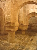 Monasterio de Leyre, cripta 1.JPG