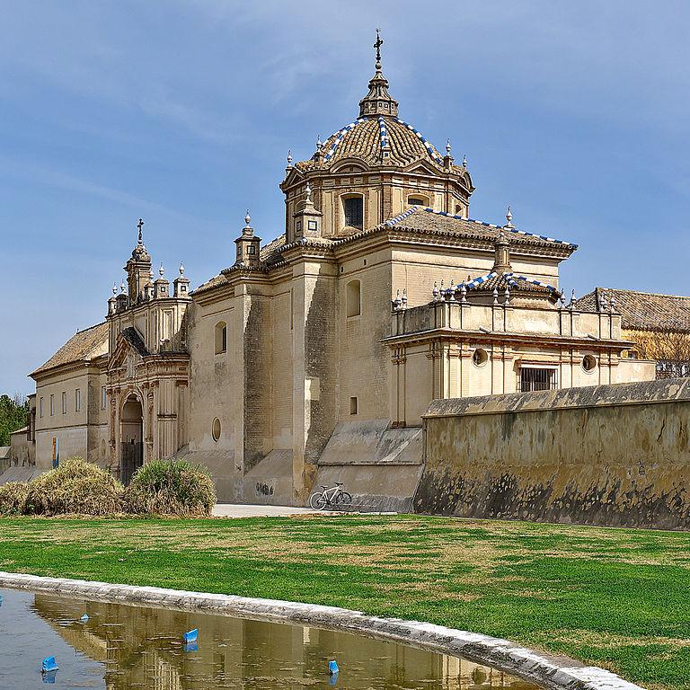 Monastère Cartuja de Santa María de la Cuevas à Séville : Centre d'art contemporain de Séville. Photo de José Luis Filpo Cabana