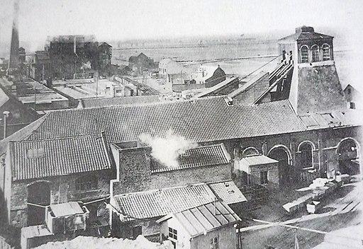Monchecourt - Fosse n° 1 des mines d'Azincourt (G)