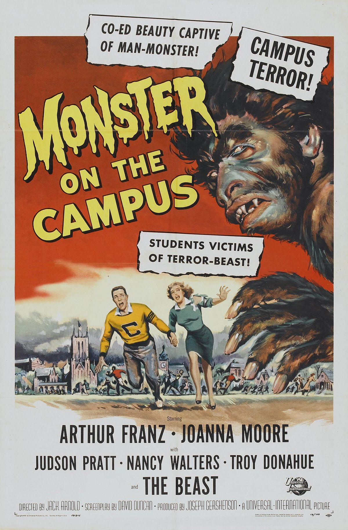 monster campus